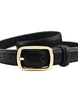 cheap -Women's Active / Basic Skinny Belt - Solid Colored