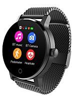 economico -Intelligente Guarda SMA09A for iOS / Android Schermo touch / Monitoraggio frequenza cardiaca / Contapassi Pedometro / Localizzatore di attività / Monitoraggio del sonno
