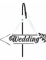 abordables -Mariage / Fête de Mariage Bois Décorations de Mariage Thème jardin / Romance / Mariage Toutes les Saisons