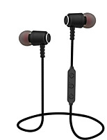 cheap -JTX BT01 In Ear Bluetooth4.1 Headphones Earphone Aluminum Alloy Sport & Fitness Earphone with Microphone / with Volume Control / Magnet Attraction Headset