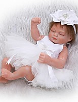cheap -NPKCOLLECTION Reborn Doll Baby 12 inch Full Body Silicone / Silicone - lifelike Kid's Girls' Gift
