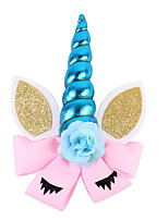 cheap -Toddler Girls' Animal / Feathers Hair Accessories