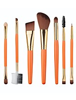 cheap -9pcs Makeup Brushes Professional Makeup Brush Set Nylon fiber Eco-friendly / Soft Wooden / Bamboo