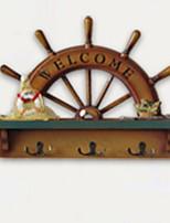 Недорогие -1шт Резина СредиземноморьеforУкрашение дома, Декоративные объекты / Домашние украшения Дары