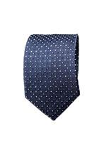 cheap -Men's Work / Basic Cotton / Polyester Necktie - Polka Dot / All Seasons