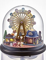 cheap -Dollhouse Creative / with LED Light Romance / Ferris Wheel 1 pcs Pieces Child's Gift