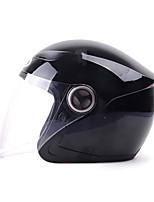 cheap -YEMA 619 Half Helmet Adults Unisex Motorcycle Helmet  Shockproof / Anti-UV / Windproof