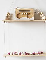 Недорогие -1шт Дерево Простой стильforУкрашение дома, Домашние украшения Дары