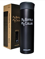 abordables -Drinkware Acier Inoxydable Vacuum Cup Retenant la chaleur 1 pcs