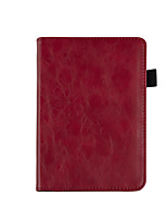 cheap -Case For BLU Universal with Stand / Auto Sleep / Wake Up Full Body Cases Solid Colored Hard PU Leather for Kobo Aura H2O Edition 2