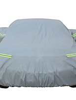 cheap -Full Coverage Car Covers Cotton Reflective / Warning bar For Ford Edge All years For All Seasons