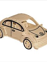 economico -Modellini di legno / Giocattoli di logica e puzzle Auto Scuola / Nuovo design / Livello professionale di legno 1 pcs Per bambini Tutti Regalo
