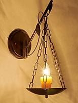 economico -Fantastico Lampade da parete Salotto / Ingresso Metallo Luce a muro 220-240V 40 W