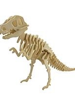 cheap -Building Blocks 1 pcs Tyrannosaurus Rex 3D Cartoon All Gift