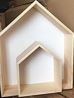 Недорогие -2pcs Дерево Простой стильforУкрашение дома, Домашние украшения Дары