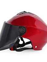 abordables -YOHE YH-365 Casque Bol Adultes Unisexe Casque de moto simple / Faciliter l'habillage / Respirable