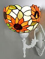 cheap -Creative Retro Wall Lamps & Sconces Bedroom Glass Wall Light 220-240V 40 W
