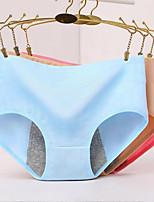 abordables -Femme Shorts & Slips Garçon Couleur Pleine Taille haute / Sexy