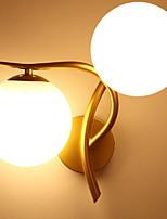economico -Nuovo design / Romantico Moderno / Contemporaneo Lampade da parete Salotto / Camera da letto Metallo Luce a muro 220-240V