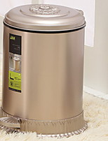 cheap -Kitchen Cleaning Supplies Stainless steel / PP Waste Bins Anti-Dust / Tools 1pc