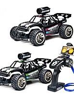 Недорогие -Машинка на радиоуправлении BG1516 With 480P Camera 10.2 CM 2.4G Гоночный автомобиль / Дрифт-авто 1:16 Бесколлекторный электромотор КМ / Ч