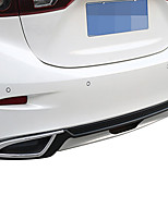cheap -1pc Car Bumpers Business Buckle Type / Cool For Car Rear Bumper For Mazda Mazda3 / Axela All years