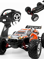 cheap -RC Car 4CH 2.4G Buggy (Off-road) / Rock Climbing Car / Racing Car 1:12 KM/H