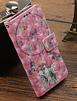 cheap -Case For Huawei P20 Pro / P20 lite Card Holder / with Stand / Flip Full Body Cases Dream Catcher Hard PU Leather for Huawei P20 / Huawei P20 Pro / Huawei P20 lite