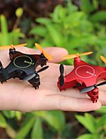 economico -RC Drone XINGYUCHUANQI XY1 RTF 4 Canali 6 Asse 2.4G Con videocamera HD 3.0MP 720P Quadricottero Rc Controllo Di Orientamento Intelligente In Avanti / Giravolta In Volo A 360 Gradi / L'accesso In