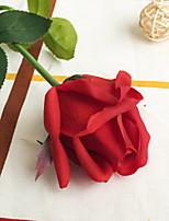 Недорогие -Искусственные Цветы 1 Филиал Классический Модерн Вечные цветы Букеты на стол