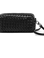 cheap -Women's Bags PU(Polyurethane) Clutch Zipper Almond / Light Gray / Wine