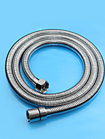economico -Accessorio rubinetto - Qualità superiore - Universale Ottone / Acciaio inossidabile Tubo flessibile di alimentazione acqua Intel - finire - Acciaio Inox