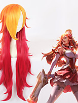 economico -Parrucche Cosplay Cosplay Cosplay Anime Parrucche Cosplay 81.28 cm CM Tessuno resistente a calore Tutti