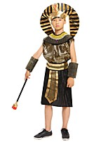 cheap -Pirate Outfits Boys' Halloween / Carnival / Children's Day Festival / Holiday Halloween Costumes Black Solid Colored / Halloween Halloween
