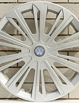 Недорогие -1 шт. Крышка ступицы 14 inch Деловые пластик Колпаки на колесаForVolkswagen Polo / Jetta / 3000 Все года