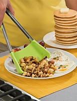 Недорогие -Кухонные принадлежности Силиконовые Инструменты / Многофункциональный / Творческая кухня Гаджет шпатель Необычные гаджеты для кухни 1шт