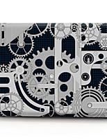 """Недорогие -MacBook Кейс Геометрический рисунок пластик для Новый MacBook Pro 15"""" / Новый MacBook Pro 13"""" / MacBook Pro, 15 дюймов"""