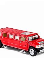 Недорогие -Игрушечные машинки Гоночная машинка / внедорожник Автомобиль Новый дизайн Металлический сплав Все Детские / Для подростков Подарок 1 pcs