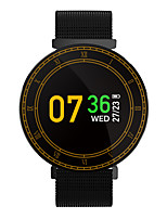 cheap -Smartwatch q9 for Android iOS Bluetooth Waterproof Heart Rate Monitor Blood Pressure Measurement Touch Screen Calories Burned Pedometer Call Reminder Activity Tracker Sleep Tracker / Long Standby
