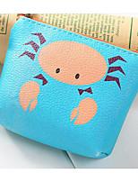 cheap -Women's Bags PU(Polyurethane) Clutch Zipper Sky Blue