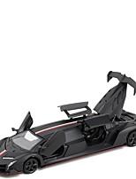 Недорогие -Игрушечные машинки Гоночная машинка внедорожник Автомобиль Новый дизайн Металлический сплав Детские Для подростков Все Мальчики Девочки Игрушки Подарок 1 pcs