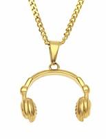 preiswerte -Herrn Stilvoll / Kubanischer Link Anhängerketten / Ketten - Rostfrei Mini, Kreativ Einzigartiges Design, Europäisch, Hip-Hop Gold 60 cm Modische Halsketten 1pc Für Geschenk, Strasse