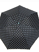 cheap -Polyester / Stainless steel All New Design / Creative Folding Umbrella