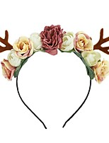 cheap -Kids / Toddler Girls' Floral Hair Accessories