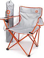cheap -Camping Folding Chair Outdoor Lightweight Nylon, Aluminium 6061 for Fishing / Hiking / Camping - 1 person Green / Orange / Dark Blue