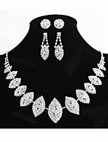 cheap -Women's Classic / Stylish Jewelry Set - Creative, Star Classic Lolita, Elegant Include Chain Necklace / Necklace Silver For Wedding / Party