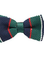 cheap -Unisex Party / Basic Bow Tie - Striped / Geometric / Print Bow