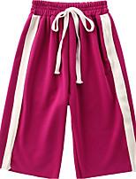 cheap -Kids Girls' Striped Pants