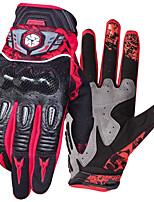 cheap -Scoyco Full Finger Unisex Motorcycle Gloves Carbon Fiber Touch Screen / Wearproof / Shockproof