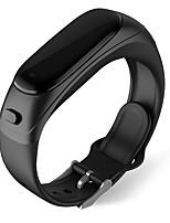 Недорогие -Умный браслет V08 для Пульсомер / Измерение кровяного давления / Израсходовано калорий / Хендс-фри звонки / Сенсорный экран / Секундомер / Напоминание о звонке / Датчик для отслеживания сна